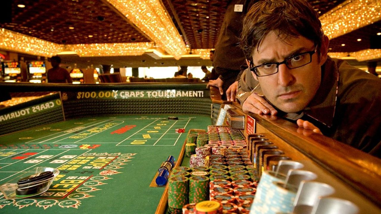 Louis Theroux - Gambling In Las Vegas