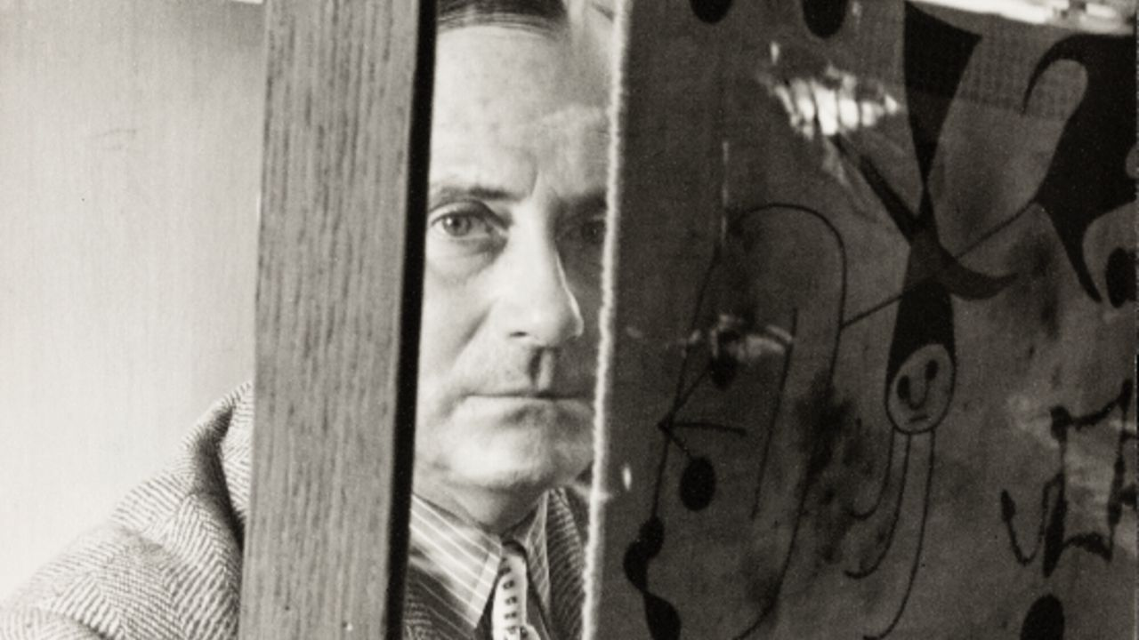 Close Up - Joan Miró - The Inner Fire