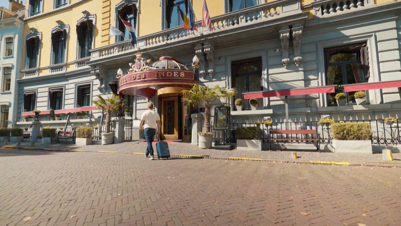 Verborgen verleden van Nederland Hotel Des Indes