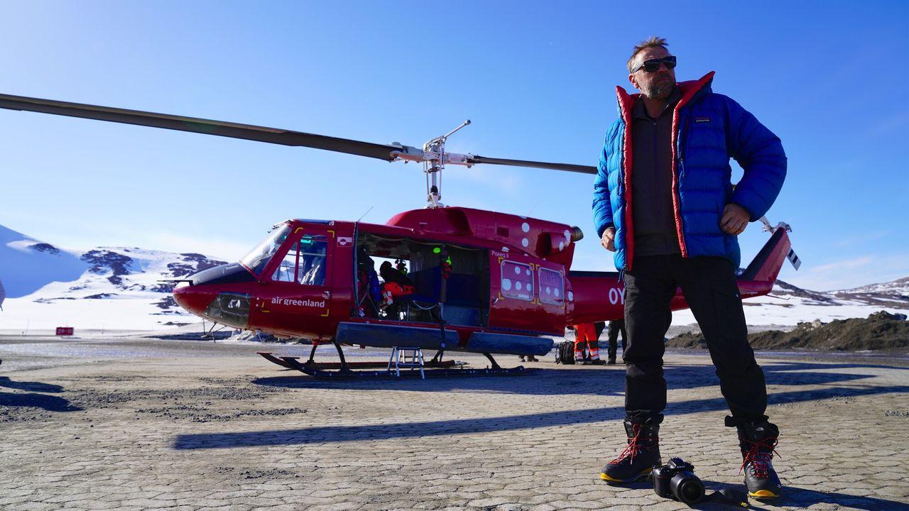 Reizen Waes Groenland