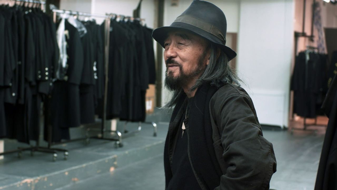 Close Up - Yohji Yamamoto: Rebel In Black