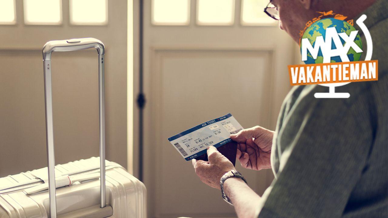 Max Vakantieman - Problemen Bij Los Geboekte Vliegtickets