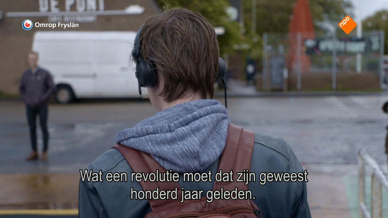 Fryslân Dok - 100 Jaar Radio Idserda