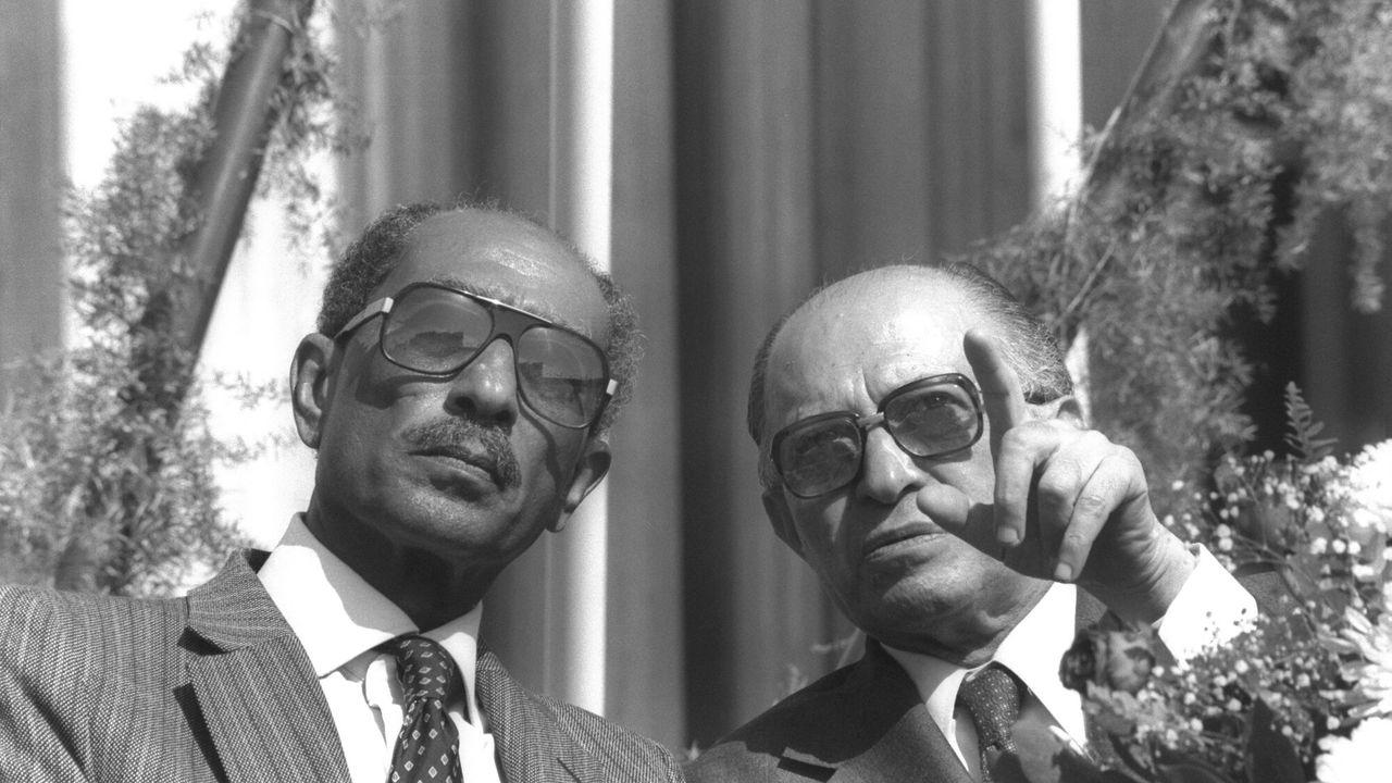 Menachem Begin: Vrede en oorlog Een lied van vrede