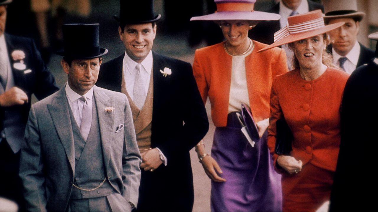De Windsors - De Prinses, De Prins En De Pers