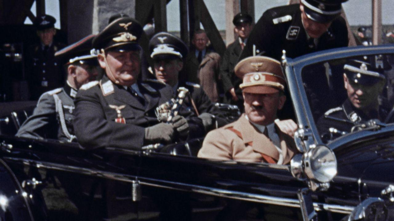 Het leven van Hitler - een blauwdruk voor dictators 1939 - 1945