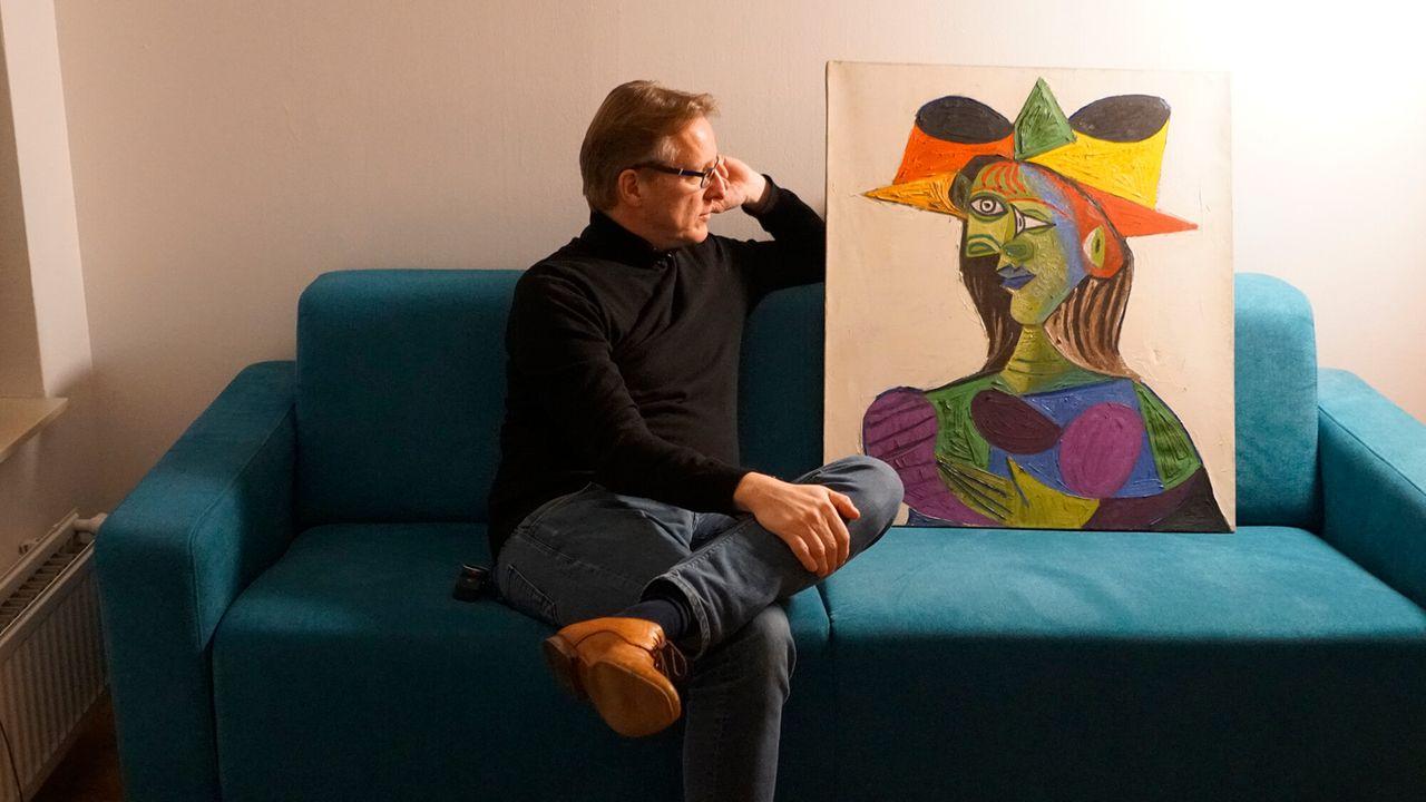 De Kunstdetective Picasso