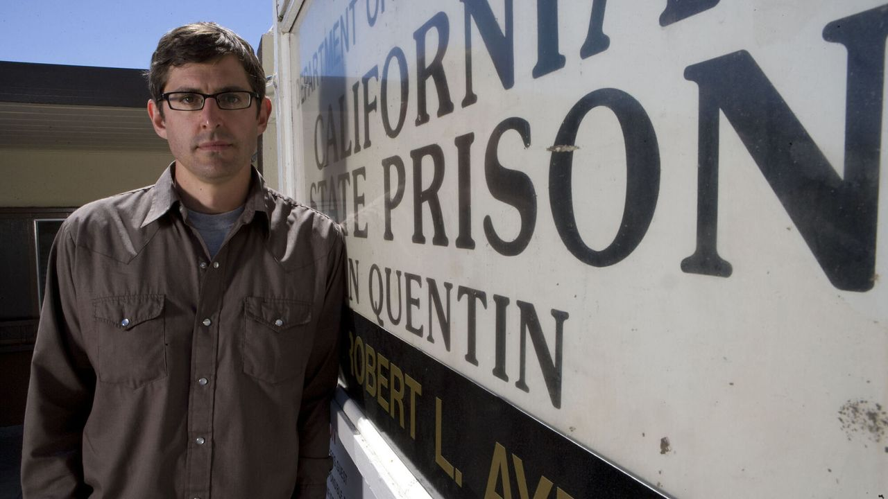 Louis Theroux Behind Bars