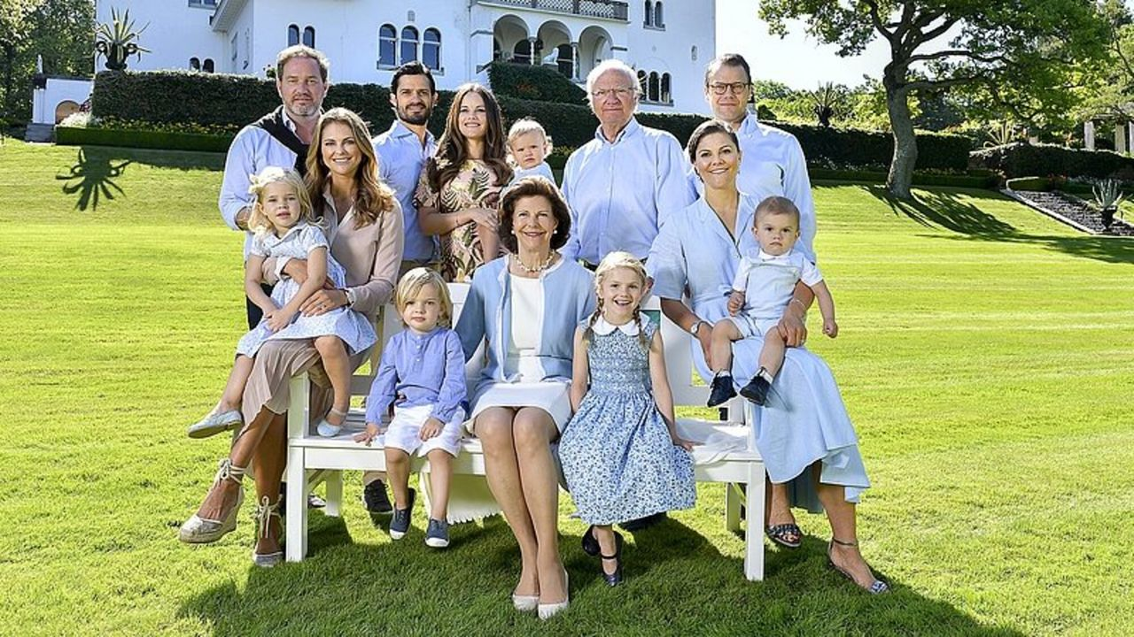 Blauw Bloed - Blauw Bloed Special: A Year With The Swedish Royal Family