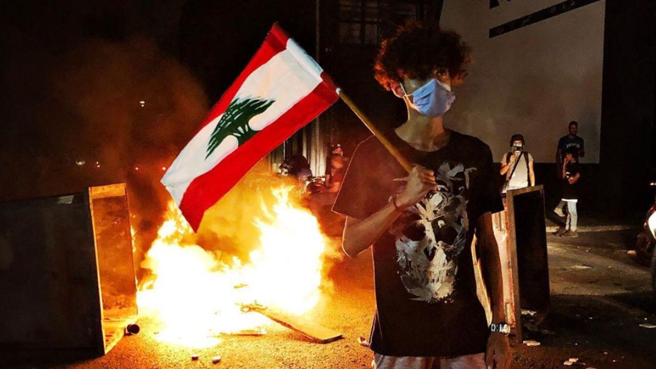 De Slag Om Libanon - De Slag Om Libanon