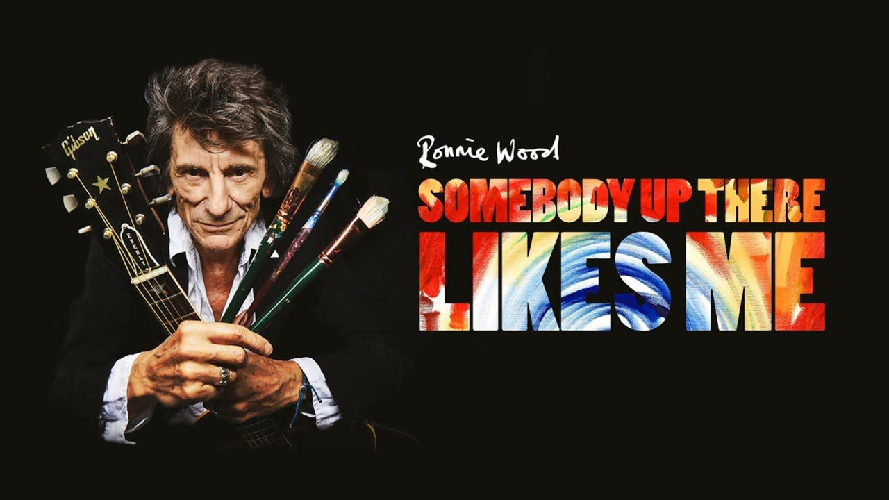 Het Uur Van De Wolf - Ronnie Wood: Somebody Up There Likes Me