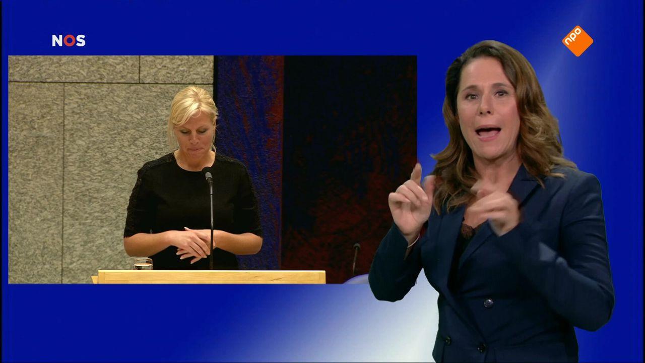 Nos Kamerdebat - Nos Kamerdebat Wet Erkenning Nederlandse Gebarentaal, Vervolg