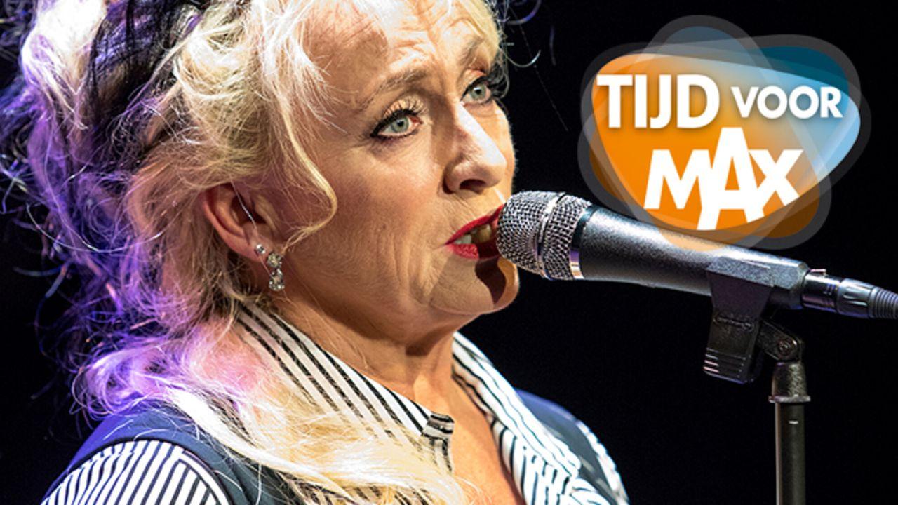 Tijd voor MAX Een optreden van Karin Bloemen!