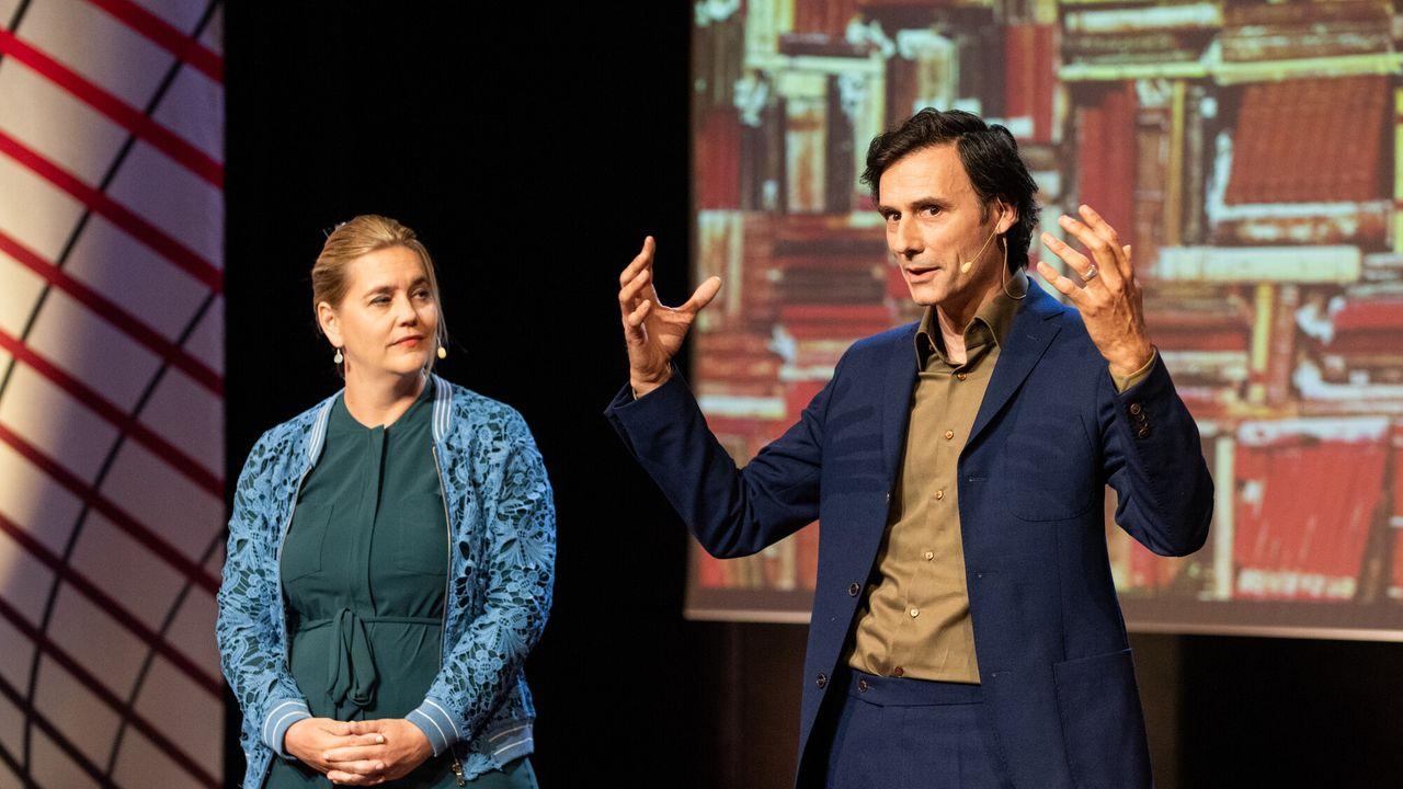 Brainwash Talks Stine Jensen en Frank Meester: Opvoeden is schipperen