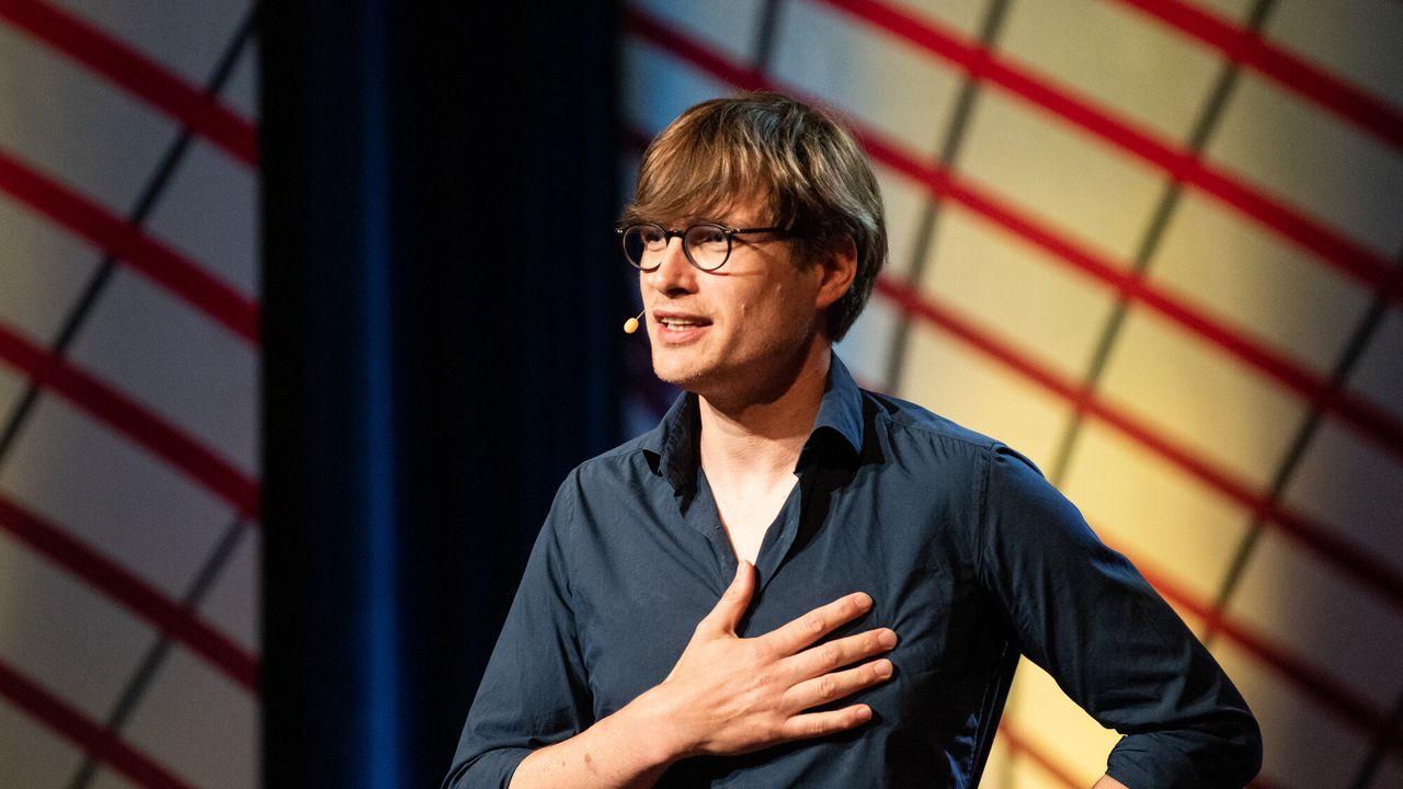 Brainwash Talks - Jelle Van Baardewijk: Het Goede Doen