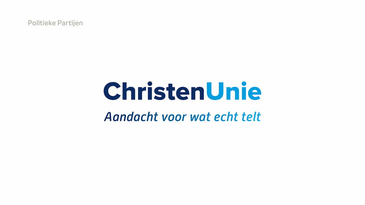 Politieke Partijen - Politieke Partijen: Christenunie
