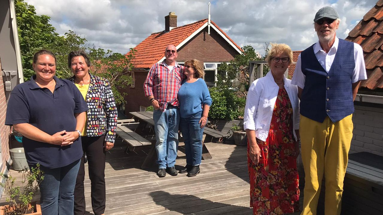 Bed & Breakfast Noord-Holland en Friesland