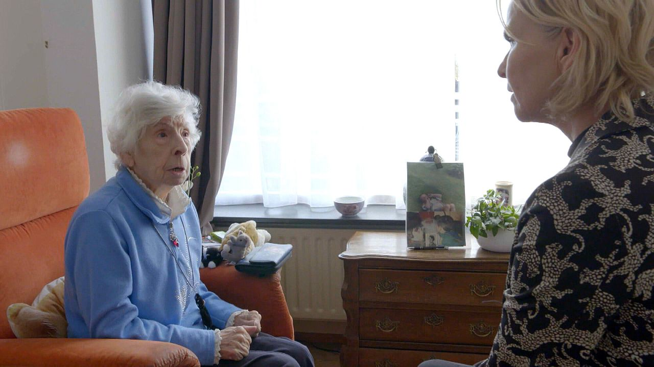 Anita Wordt Opgenomen - Dordrecht