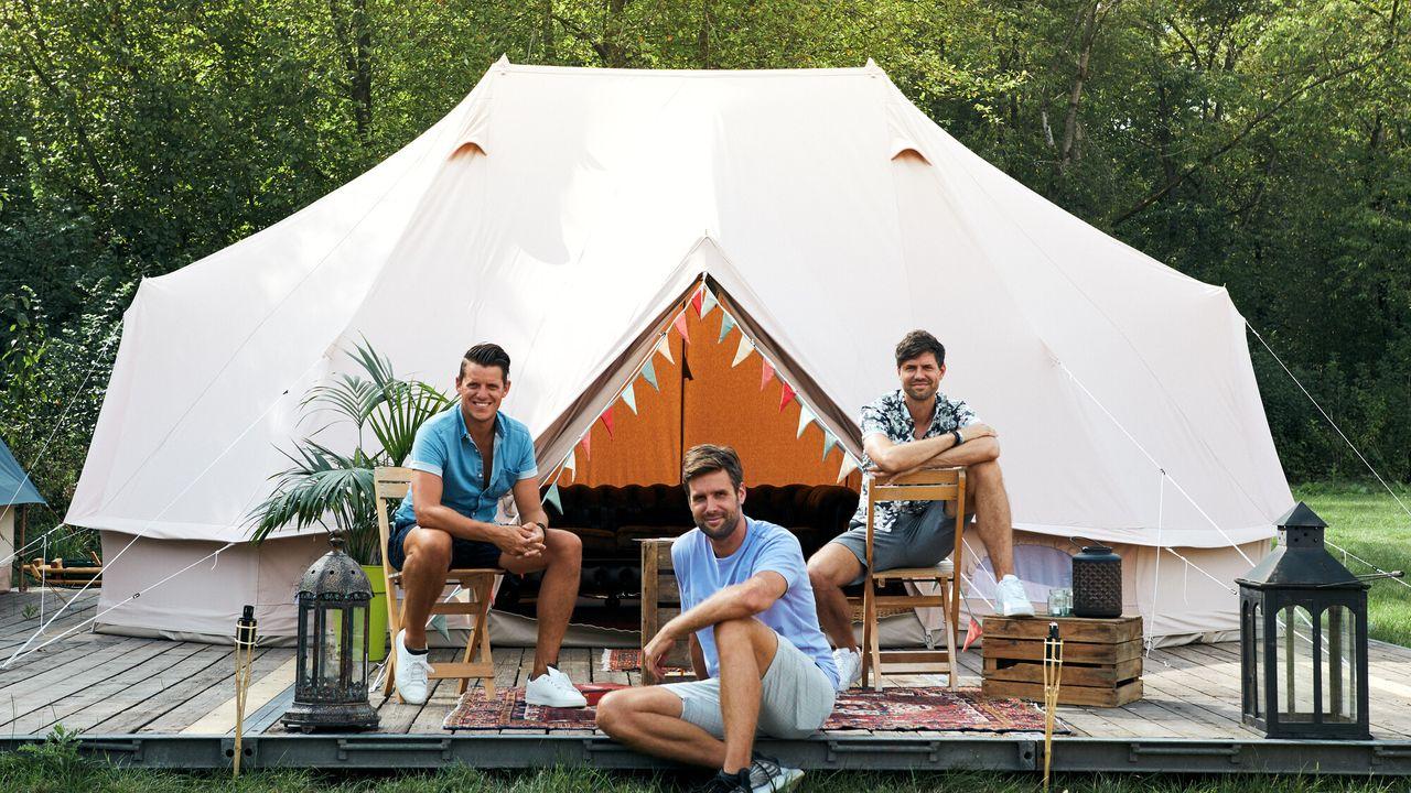 De 3 Sterren Camping - De 3 Sterren Camping