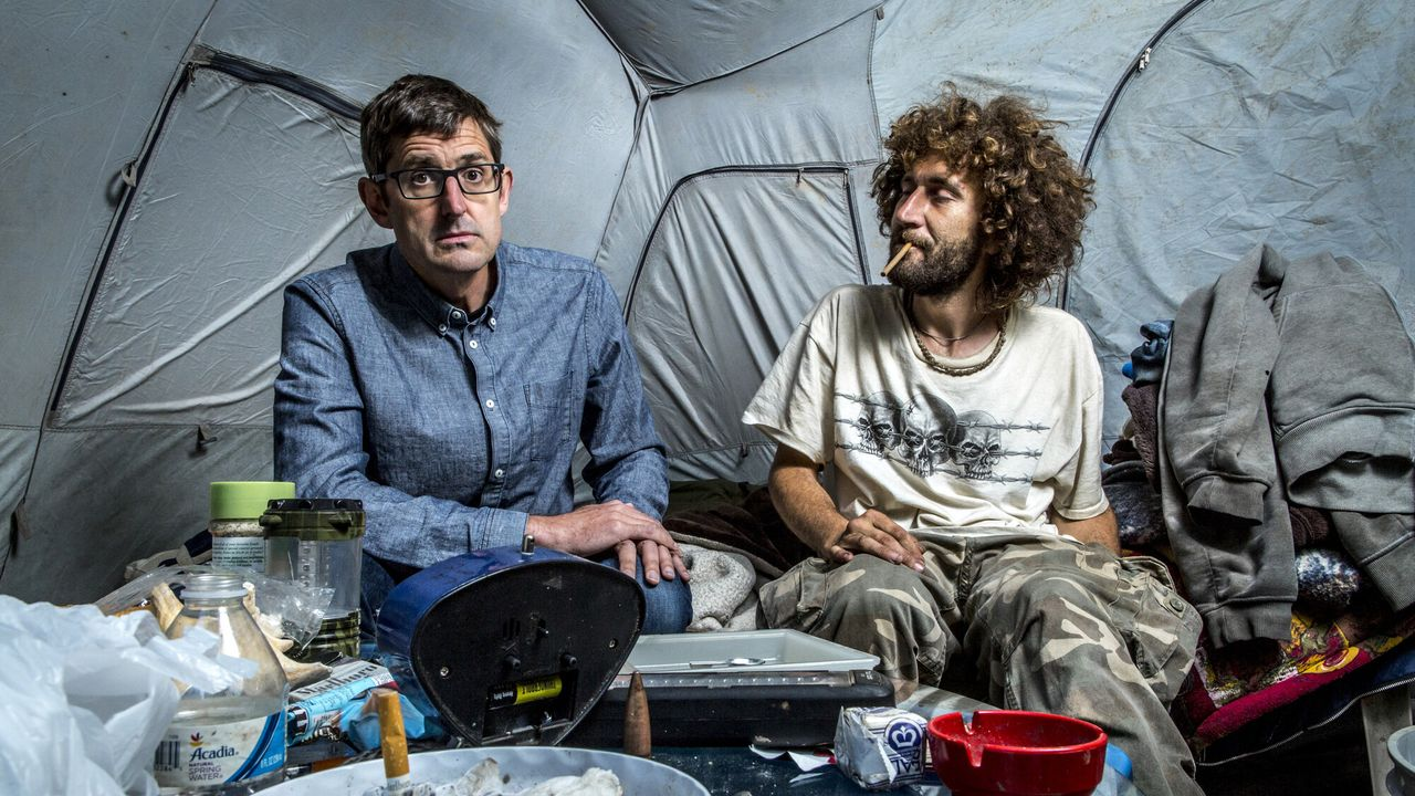 Louis Theroux: Dark States Heroin Town