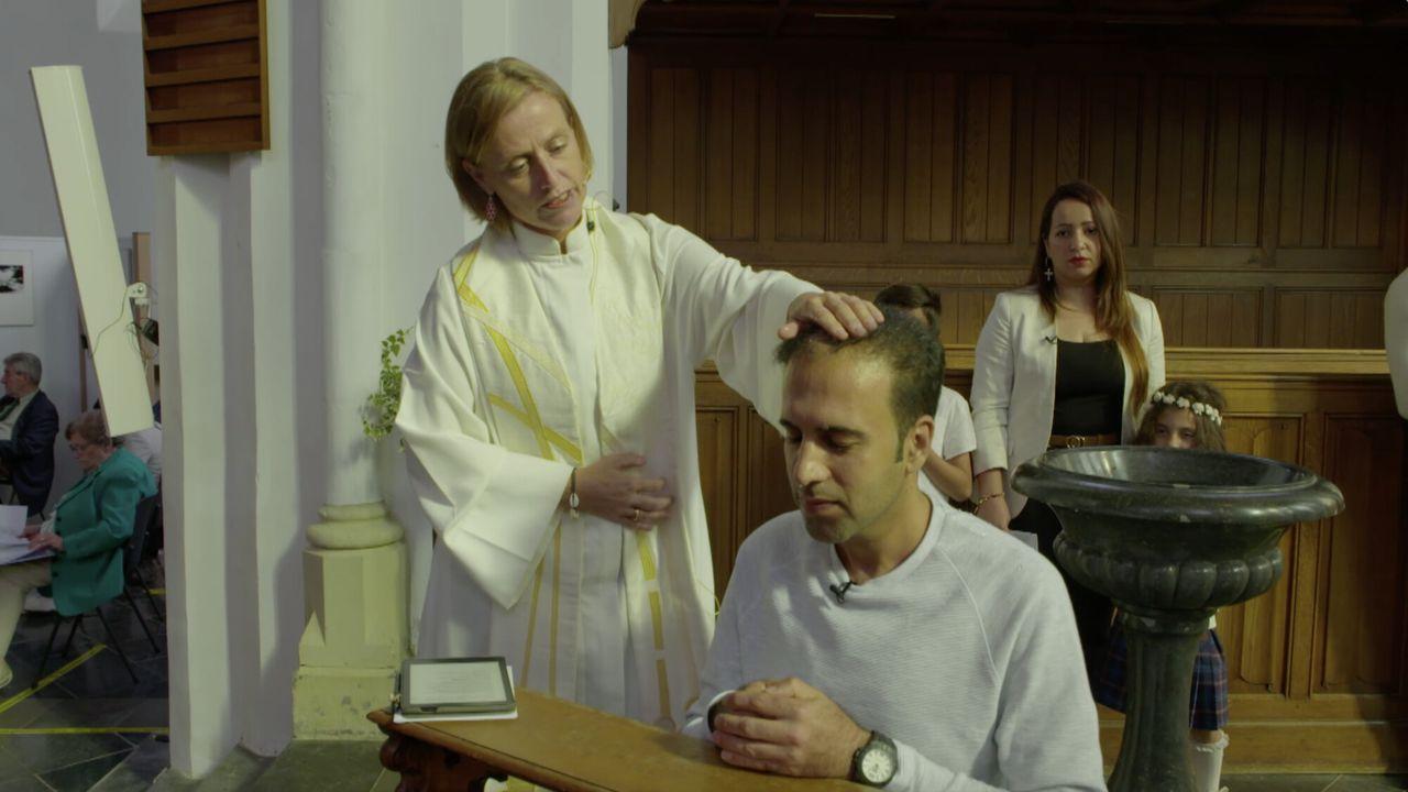 Met hart en ziel Van schuilkerk naar doopdienst