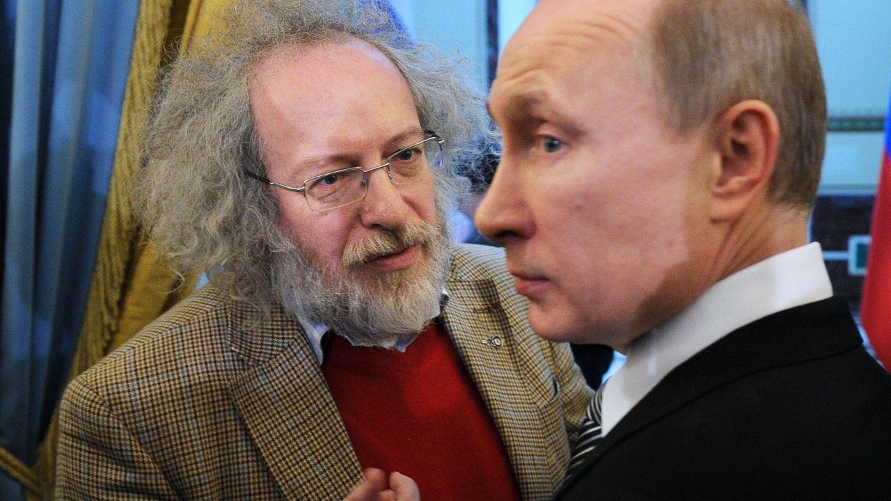 Putin: A Russian Spy Story Vijanden en verraders