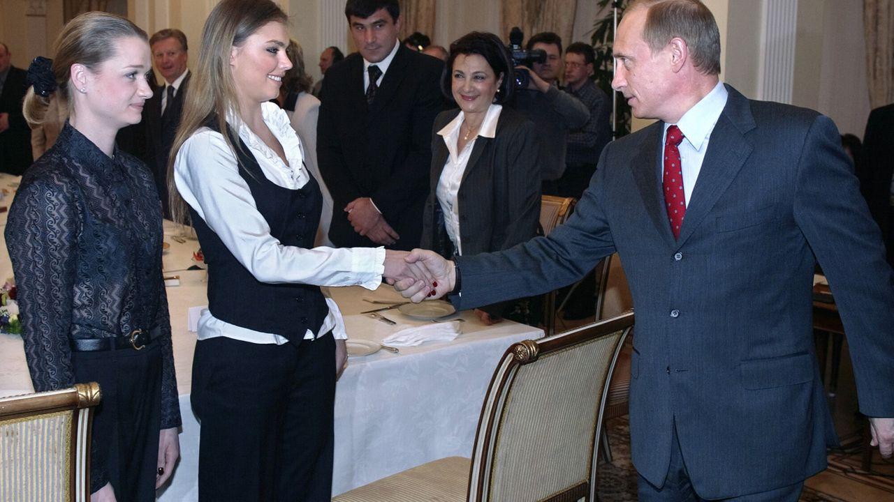 Putin: A Russian Spy Story Poetin voor altijd