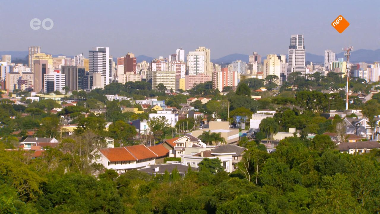 Rail Away - Brazilië: Curitiba-morretes