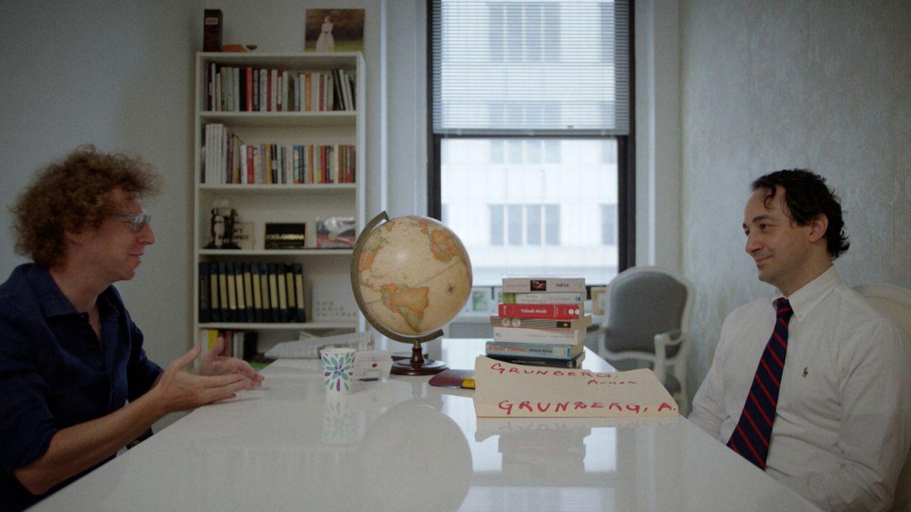 Europeaan In New York - De Boerderij Van Grunberg