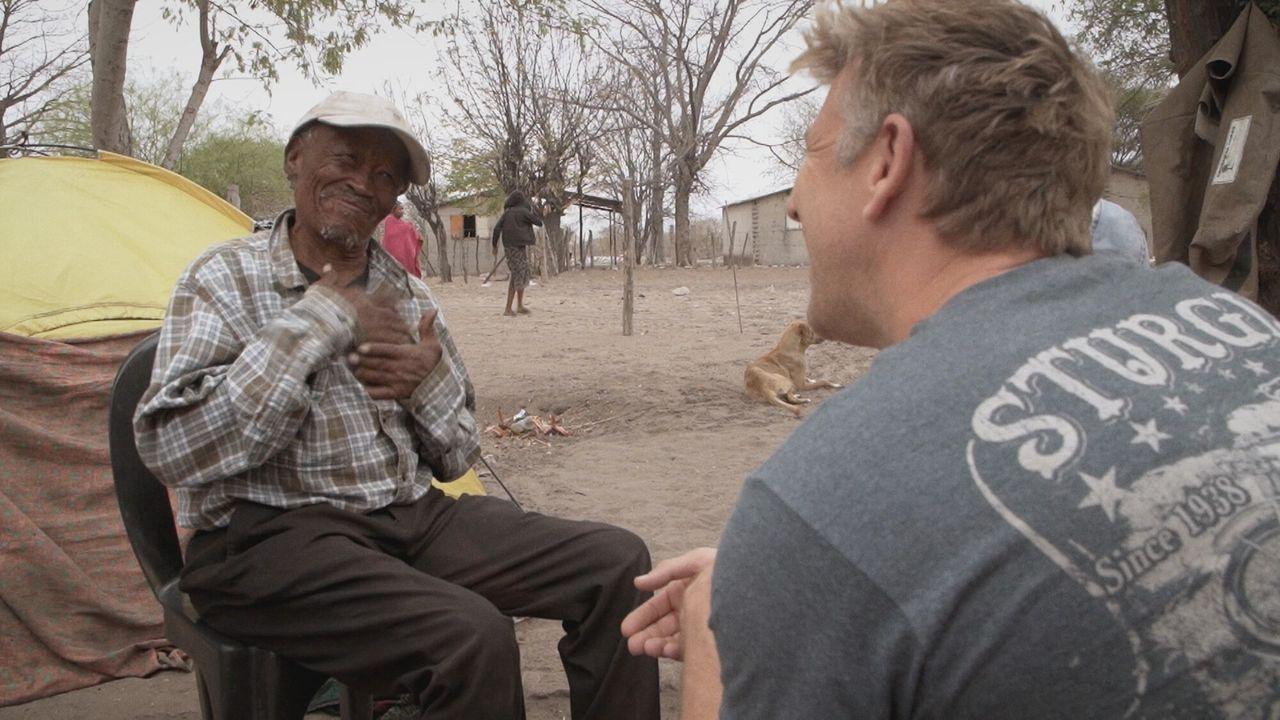 Ondersteboven Van Afrika - Op Zoek Naar De San