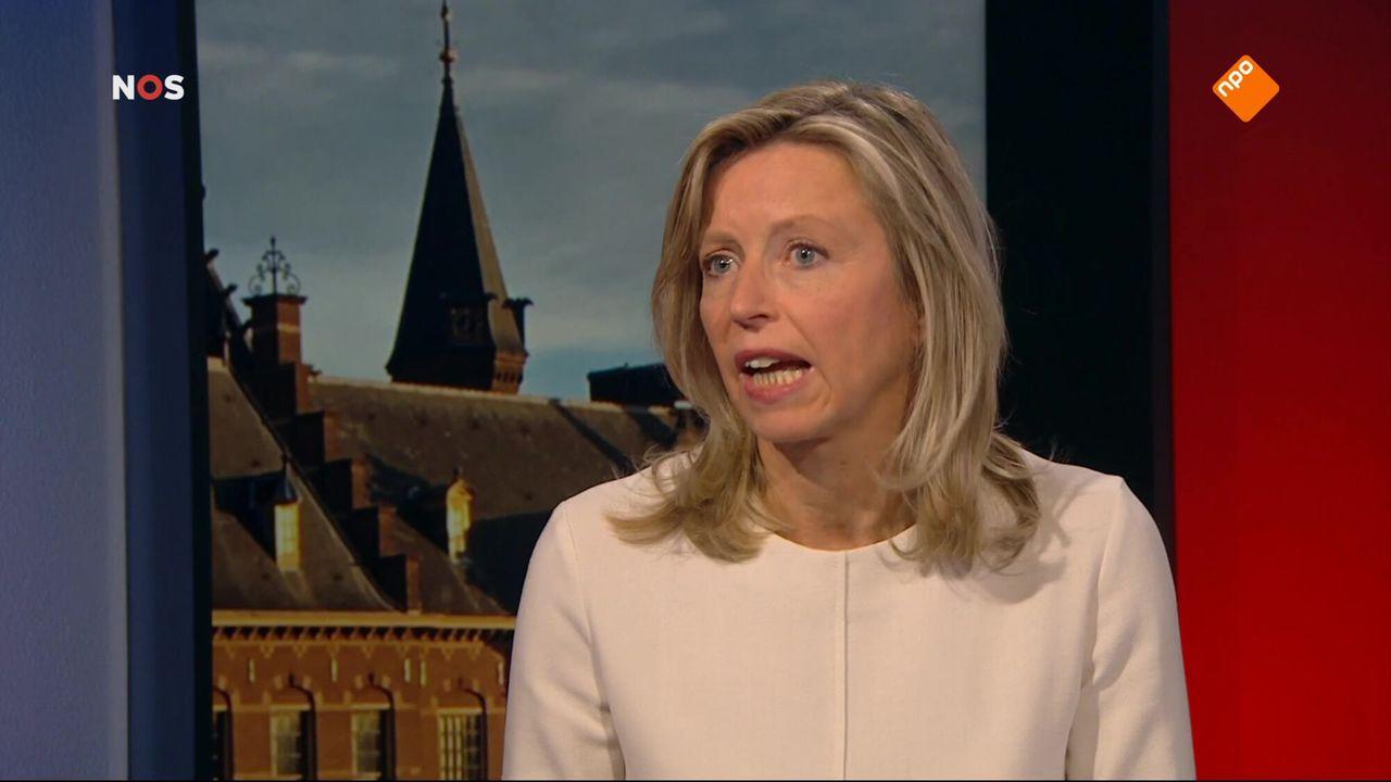 Nos Gesprek Minister-president - Nos Gesprek Vicepremier Kajsa Ollongren