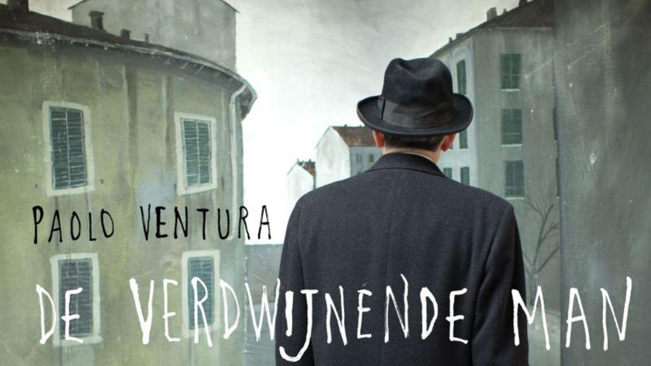 Het Uur Van De Wolf - Paolo Ventura - De Verdwijnende Man