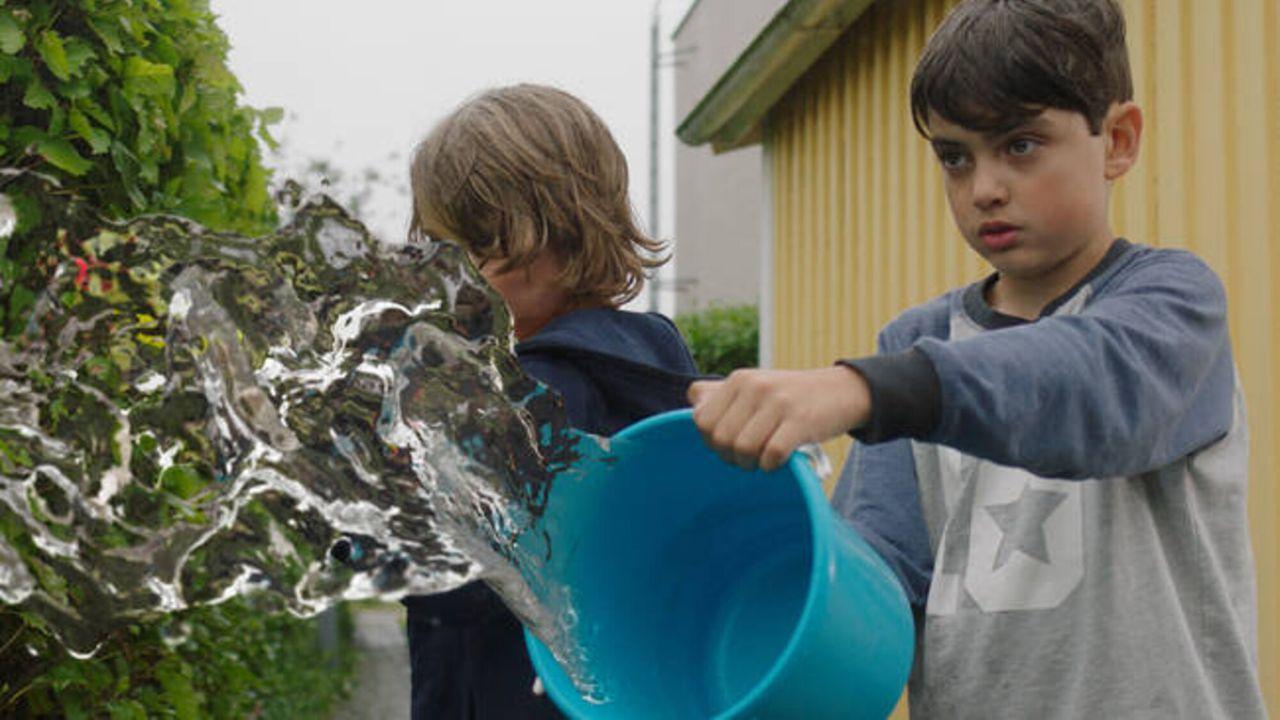 Stop! Watergevecht