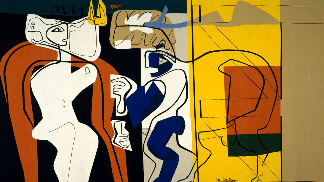 Nu Te Zien - Wandkleden Van Picasso Tot Bourgeois