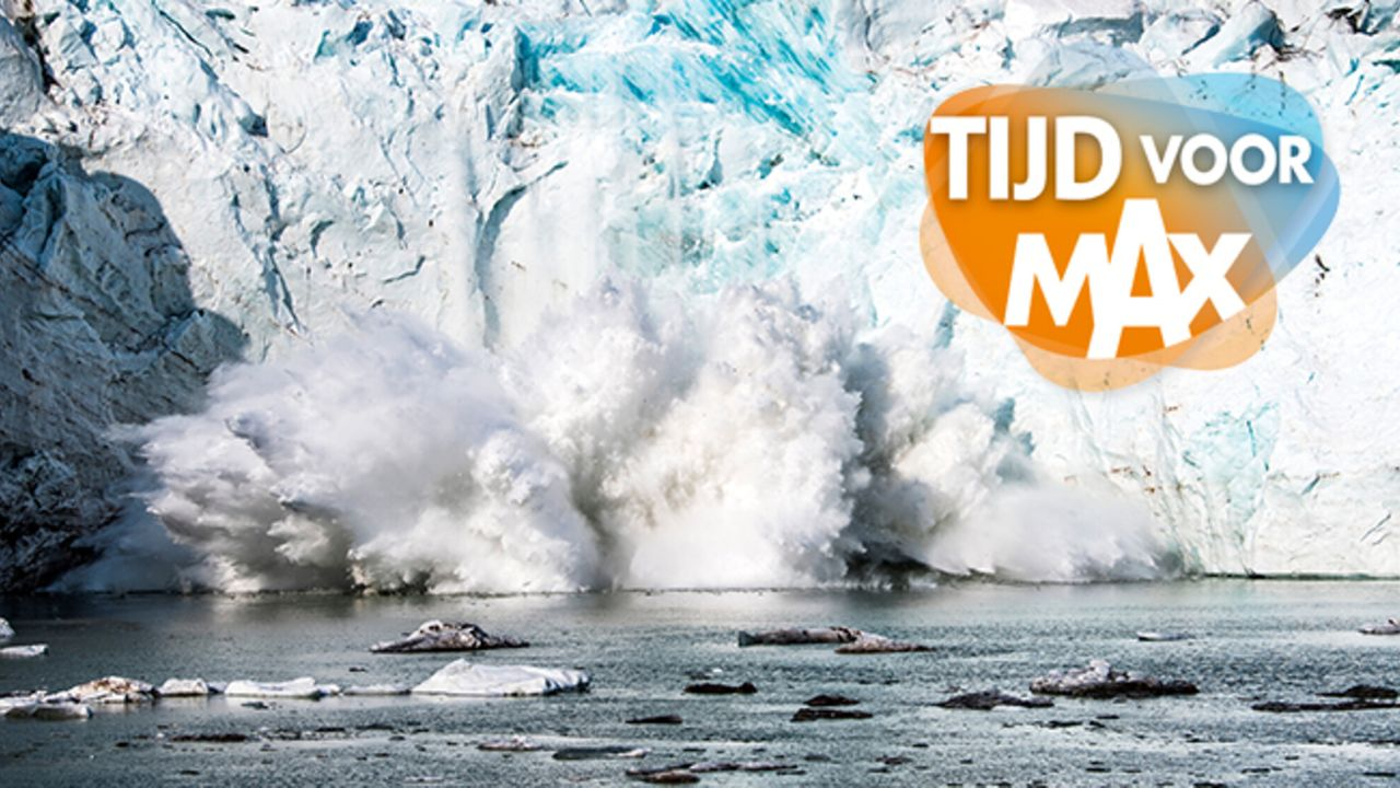Tijd voor MAX Maurice van Tiggelen doet onderzoek naar de ijskap van Groenland