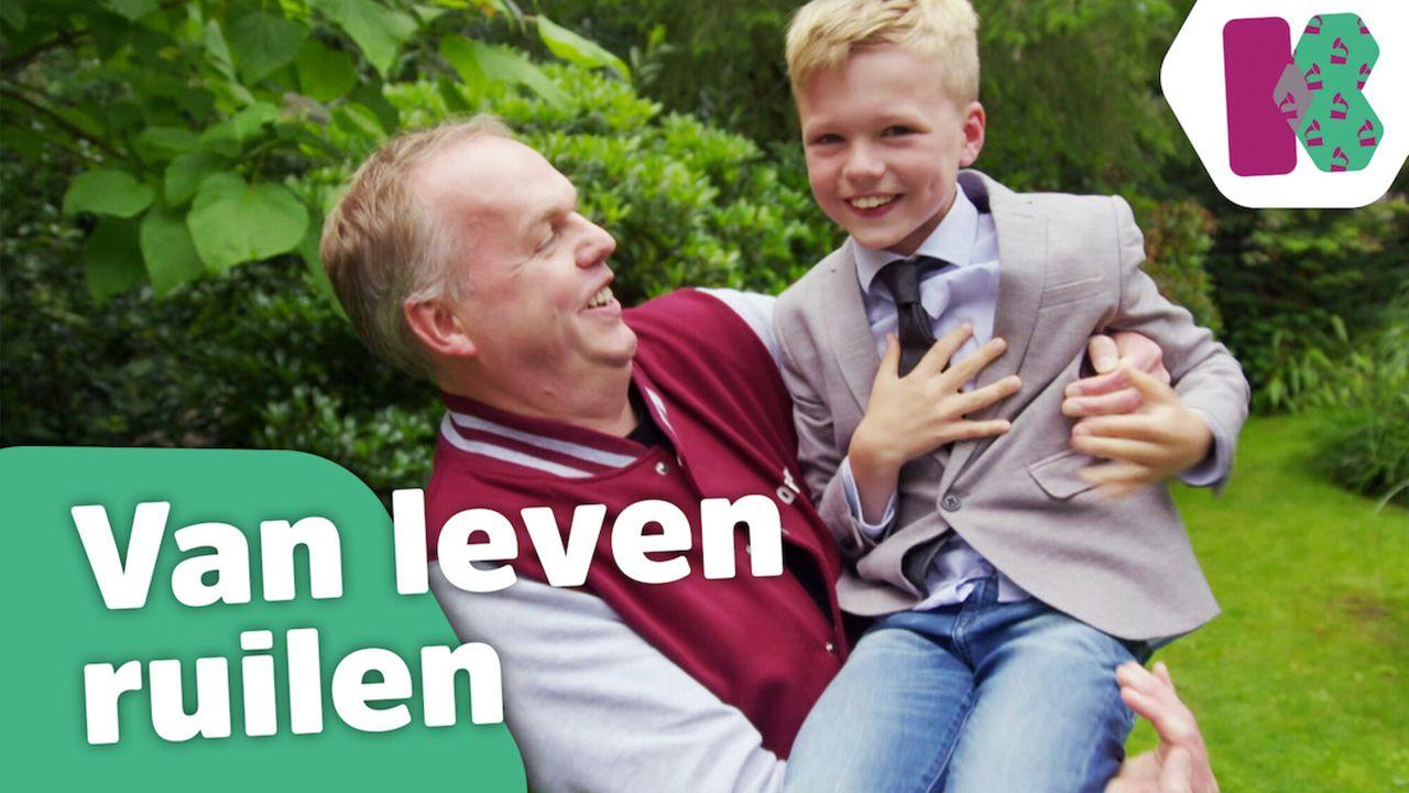 Kinderen Voor Kinderen - Olivier Ruilt Een Dag Van Leven Met Zijn Vader