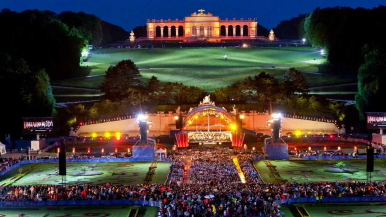 Schönbrunn Concert Schönbrunn Concert 2020