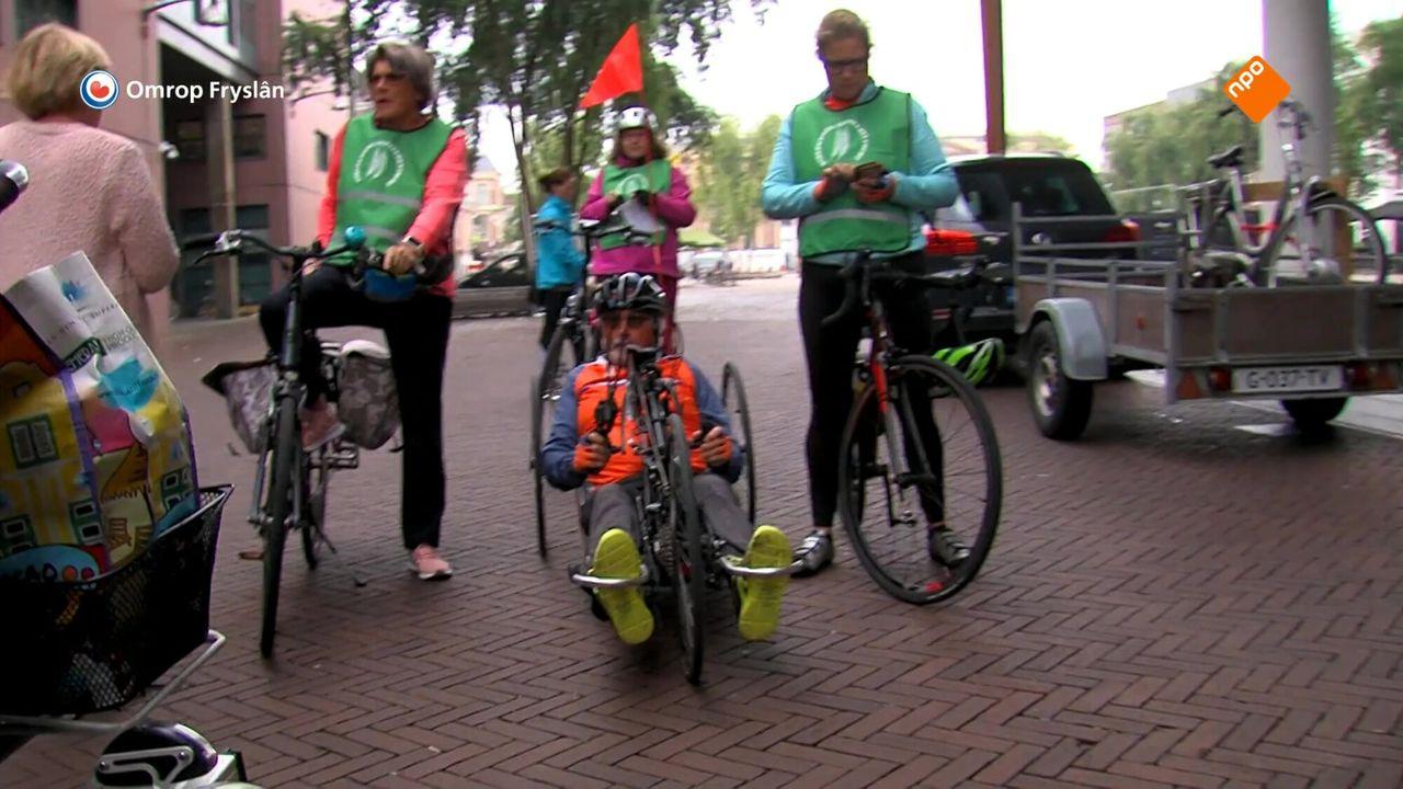 Fryslân Dok - 11 Stedentocht Sandy