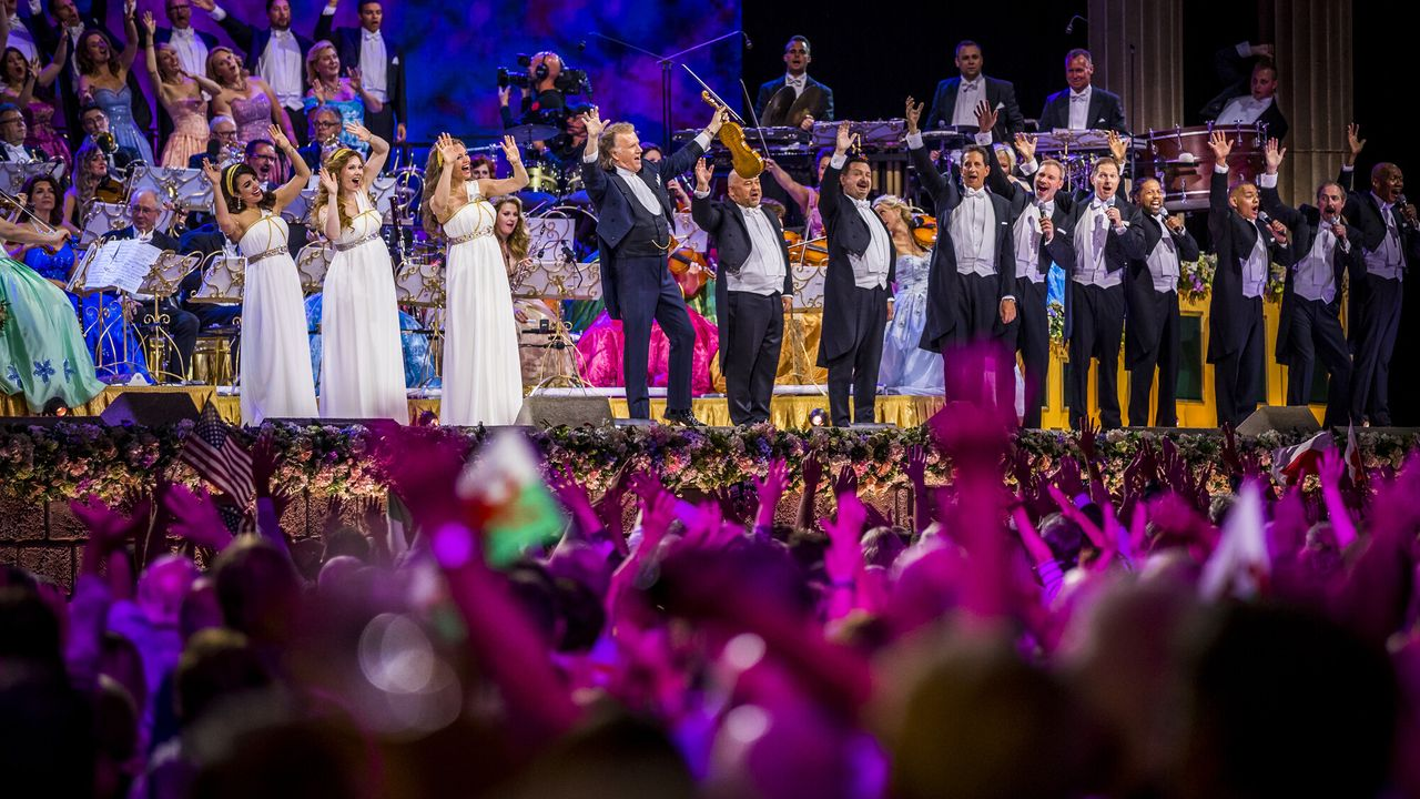 Andru00e9 Rieu: Welcome to my World André Rieu op het Vrijthof 2019