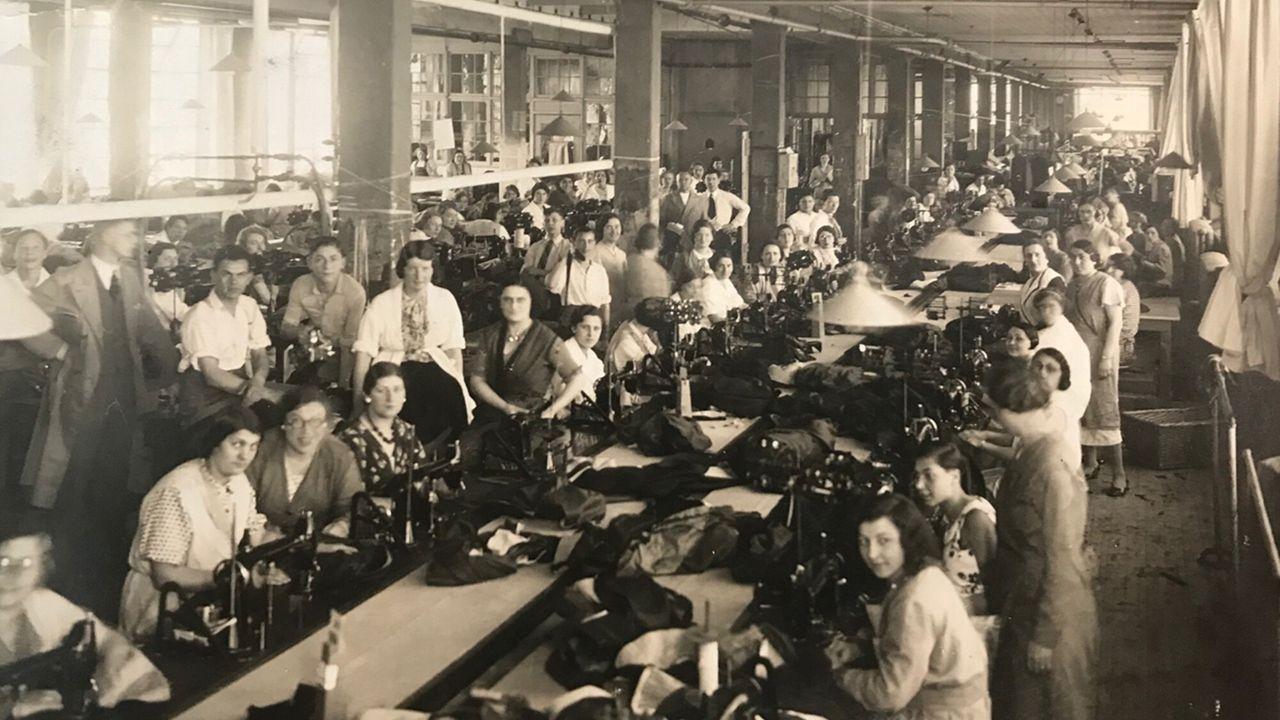 Andere tijden 2016 Hollandia Kattenburg, een fabriek in oorlogstijd