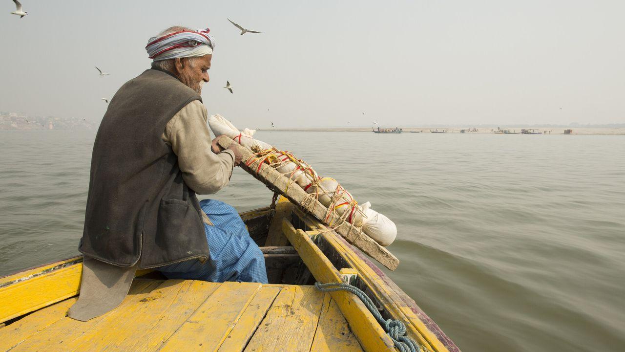 Last Days - Varanasi, India
