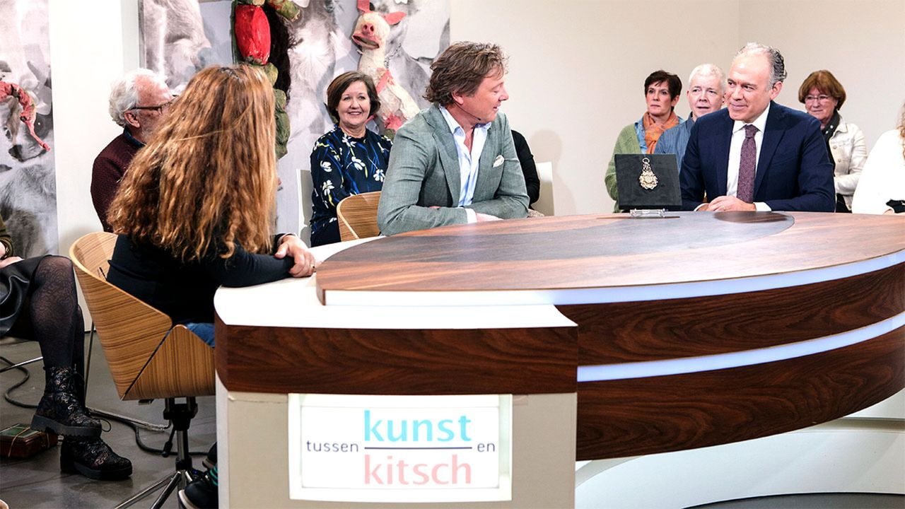 Tussen Kunst En Kitsch - Museum De Pont Tilburg
