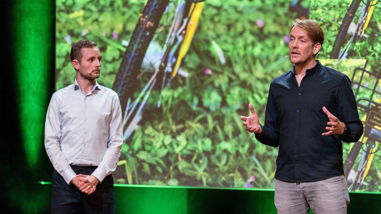 Brainwash Talks - Sander Heijne En Hendrik Noten: De Groei Voorbij