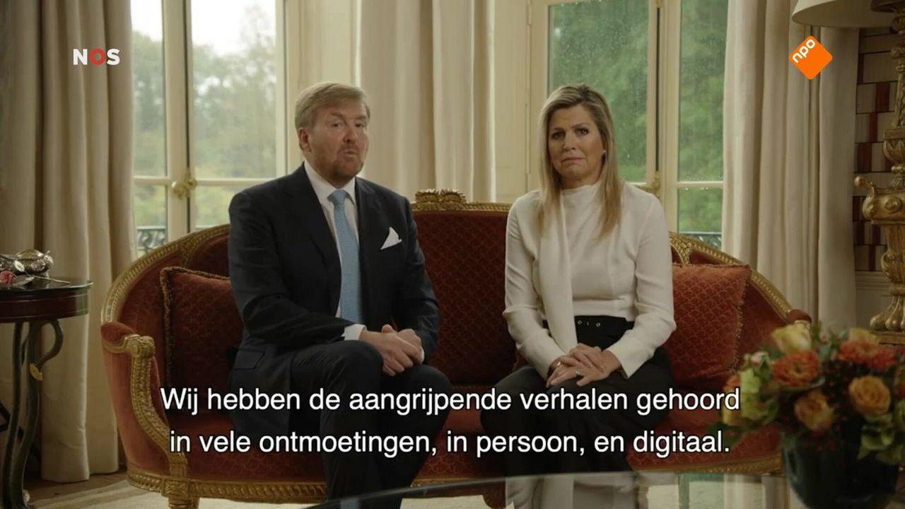 NOS Journaal 13.00 uur (Nederland 2) NOS Journaal: Verklaring Koning en Koningin vakantie Griekenland