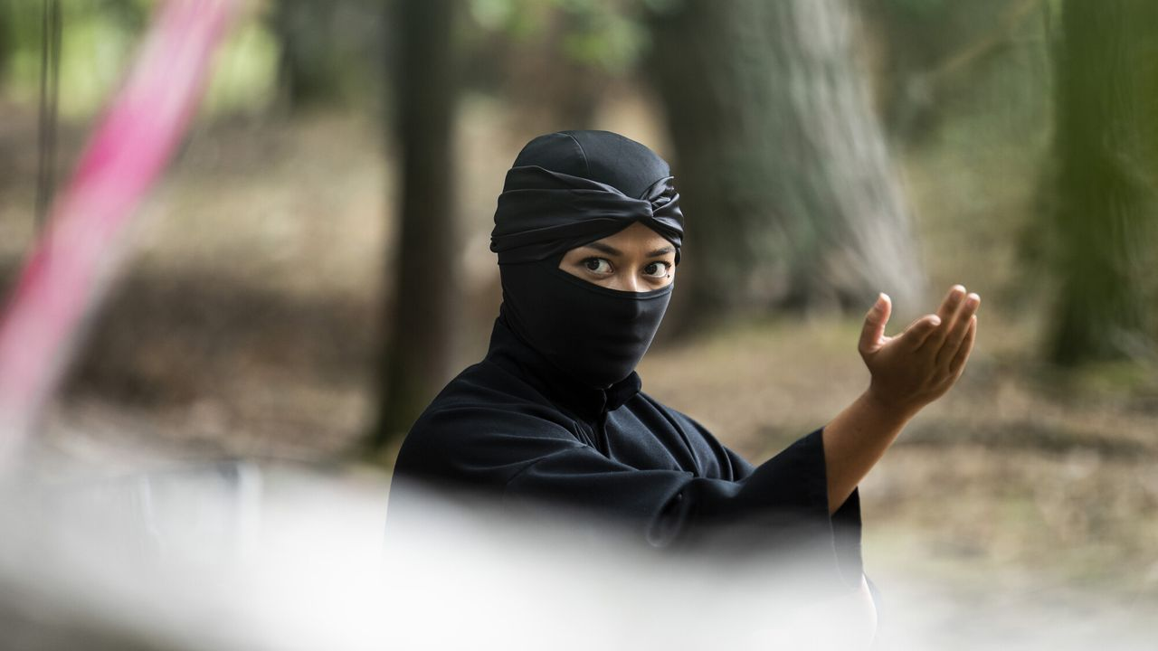 Ninja Nanny - Marathon (2/2)