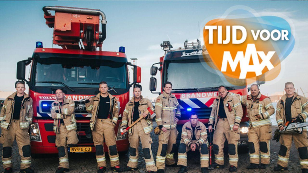 Tijd Voor Max - Een Nieuwe Realityserie: Als De Brandweer