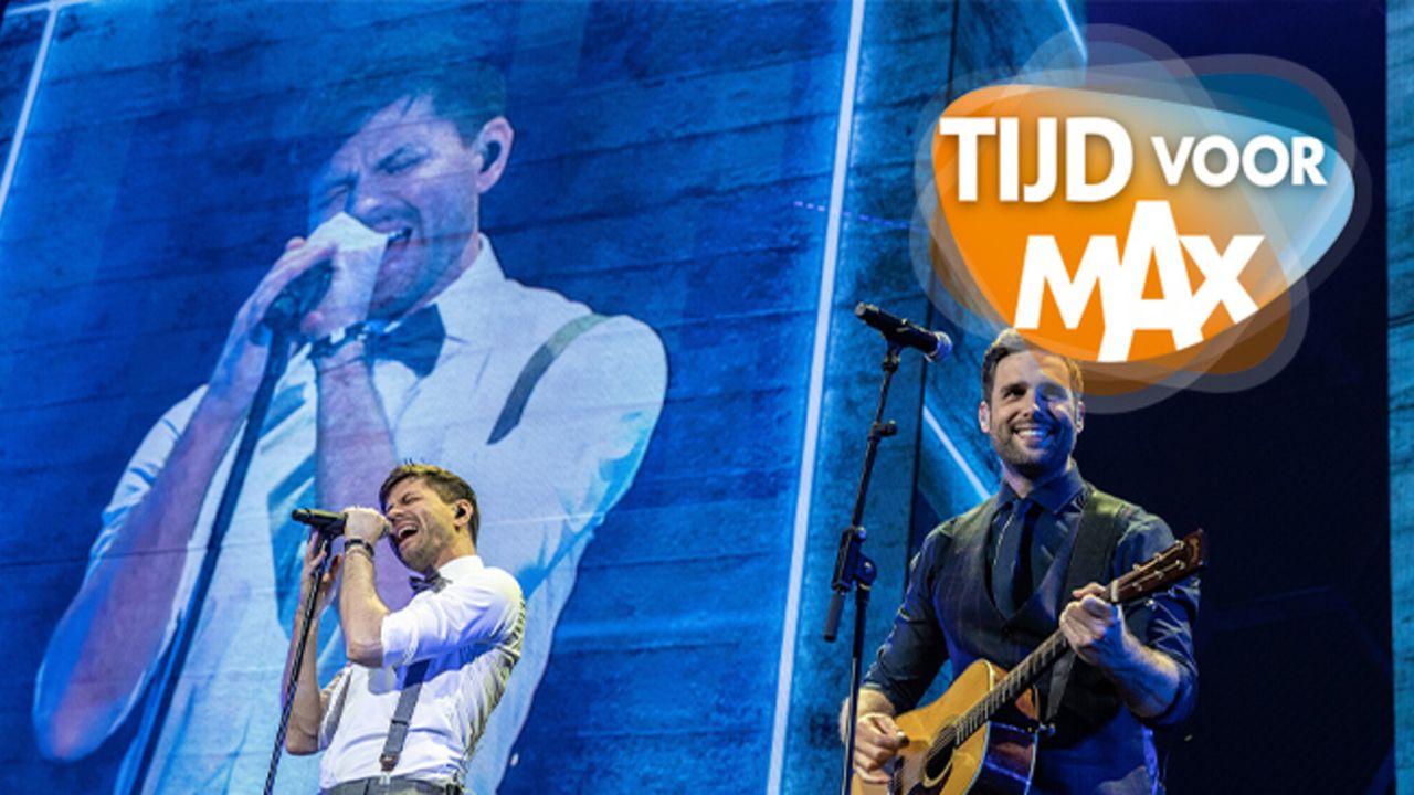 Tijd Voor Max - Nick En Simon Treden Op!