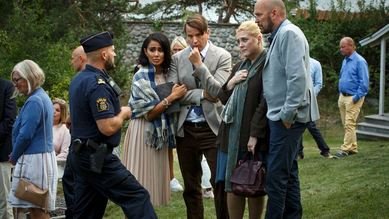 The Sandhamn Murders - Vicky