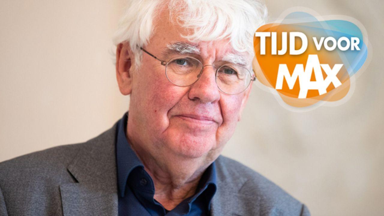 Tijd voor MAX Geert Mak over zijn nieuwe boek Grote verwachtingen