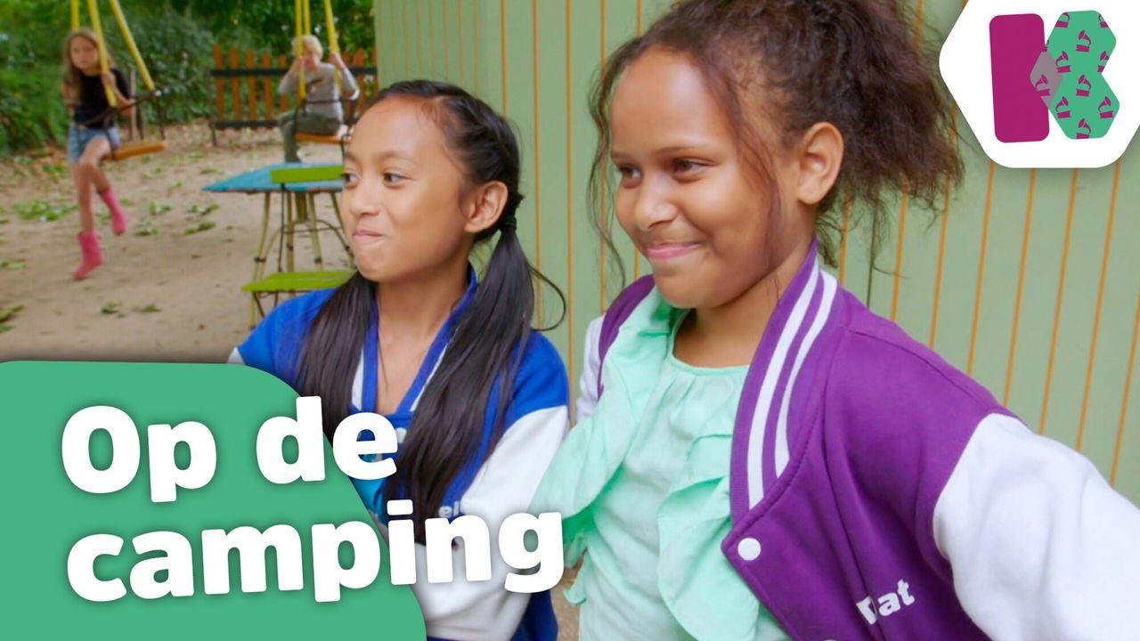 Kinderen voor Kinderen Pakt Uit Op de camping